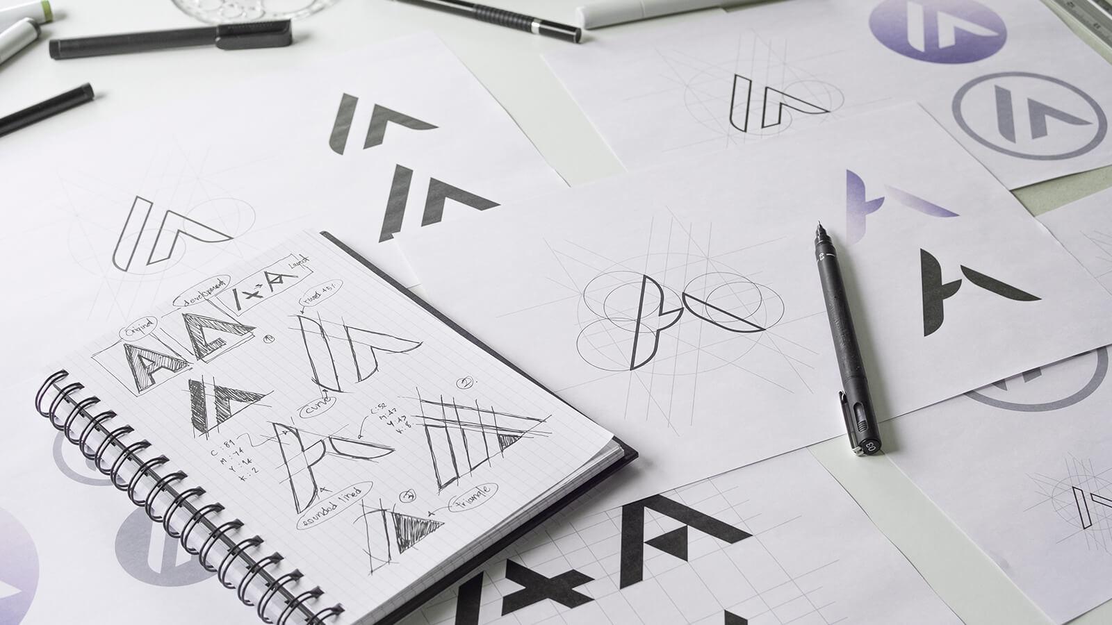Logo ja yritysilme brändäys