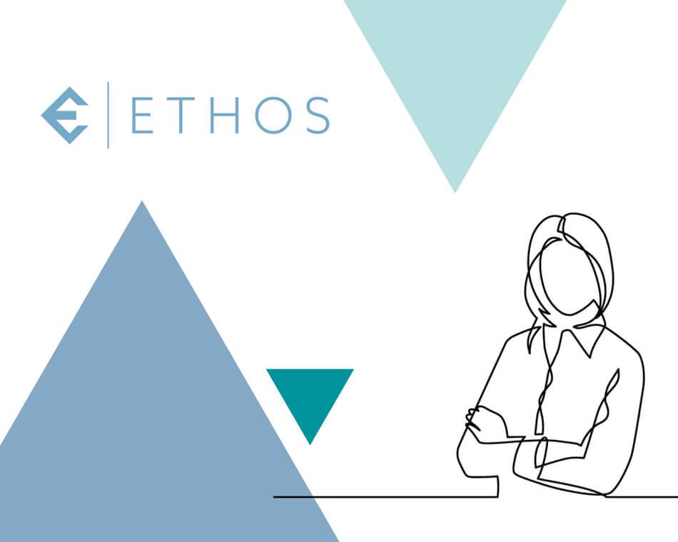 Ethos yritysilme ja kuvitus