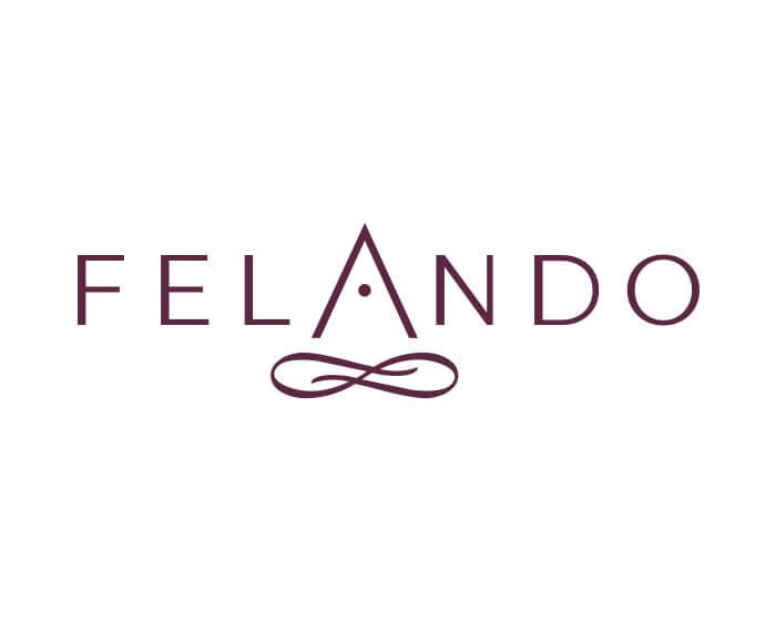 Felando logo yritysilme